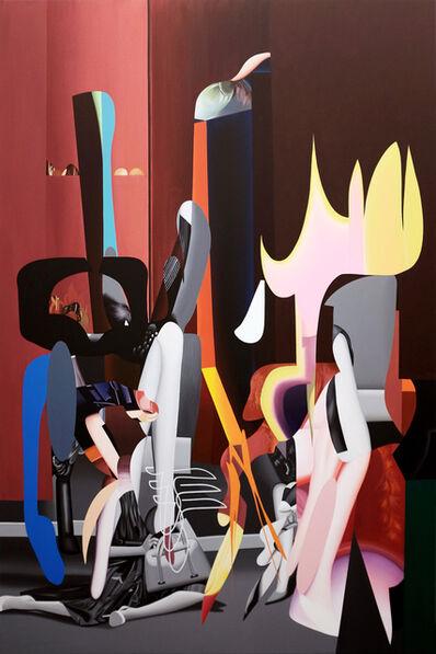 Fabrizio Arrieta, 'Technotronic', 2016