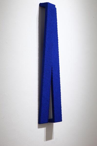 Pino Pinelli, 'Pittura BL.', 2003