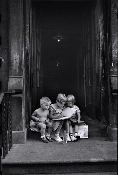 Elliott Erwitt, 'New York', 1950