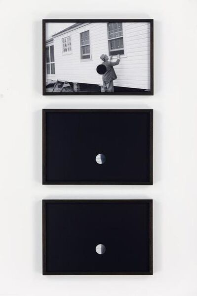 Lisa Oppenheim, 'Killed Negatives, After Walker Evans', 2015