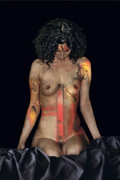 Yves Hayat, 'MADONE BARREE', 2009