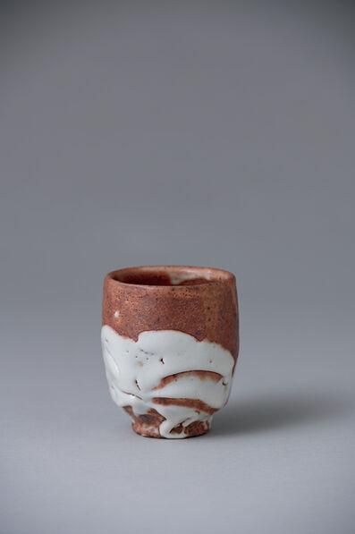 Ken Matsuzaki, 'Cup, shino glaze', 2020
