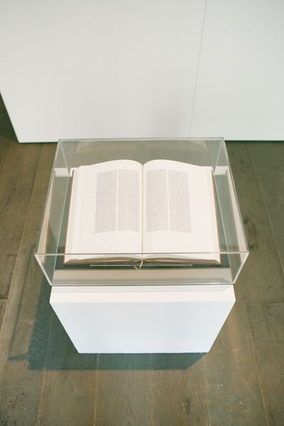 Ivan Egelskii, 'Digitized Bible', 2013-2014