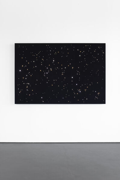 Angela Bulloch, 'Night Sky: Herkules.6', 2019