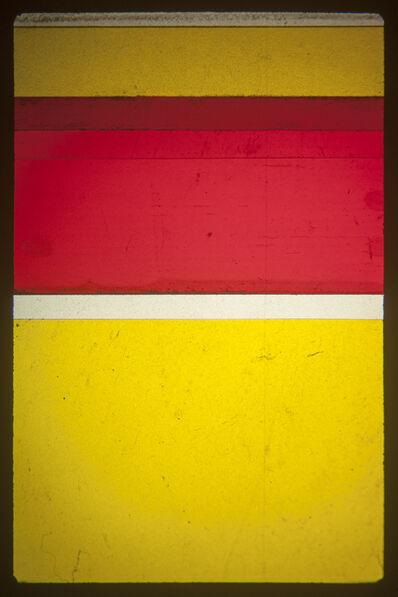 Francisco Ugarte, 'Diapositivas Abstractas, fotografía 18', 2016