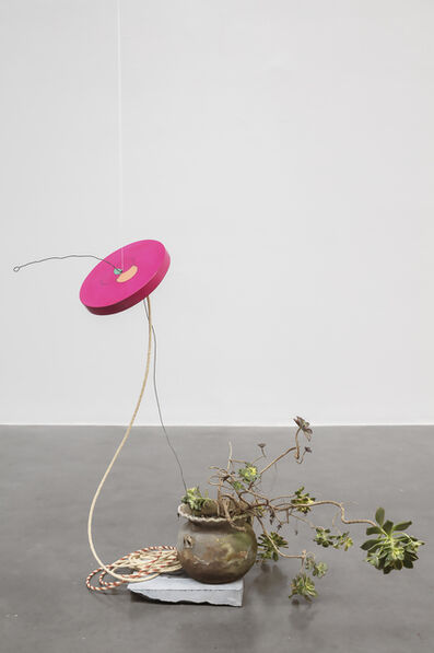 Abraham Cruzvillegas, 'Esculturas pendientes, 8', 2019