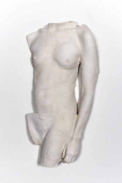 George Segal, 'Fragment: Hand at Side', 1970