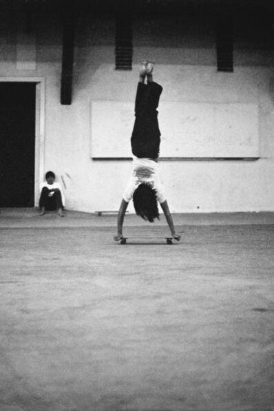 Hugh Holland, 'Huntington Beach Handstand, Huntington Beach, CA', 1975