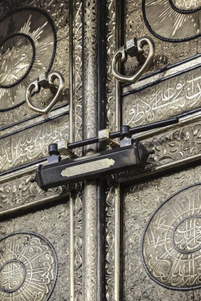 Adel AlQuraishi, 'Gate of the Holy Kaaba I', 2018