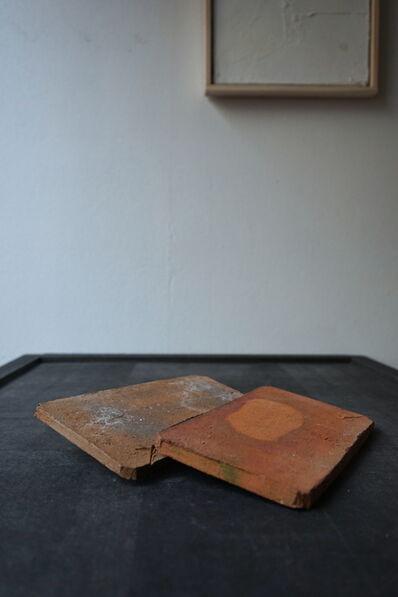 """Shiro Tsujimura, 'Plate """"Sushizara""""'"""