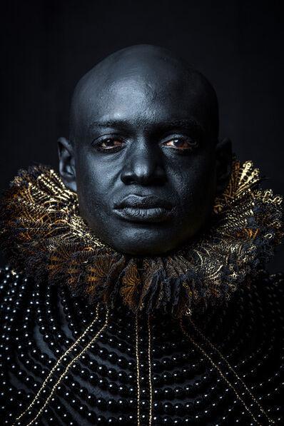 Justin O'Keith Higgs, 'Black Tudor', 2021