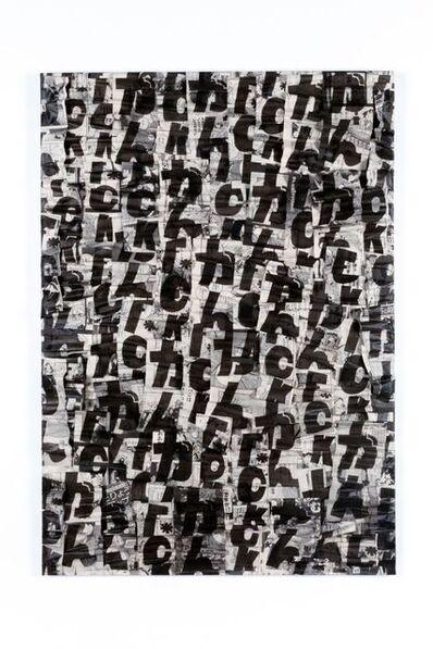 Anne Stijnen, 'きどあいらく KIDOAIRAKU – かんかん - F*CK', 2019