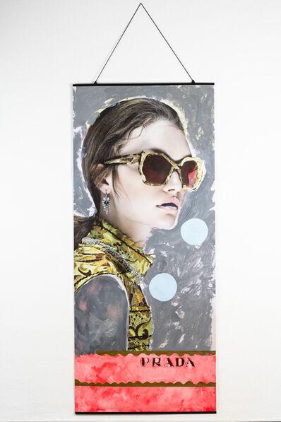 Grace Ndiritu, 'Prada Hanging', 2015-2018