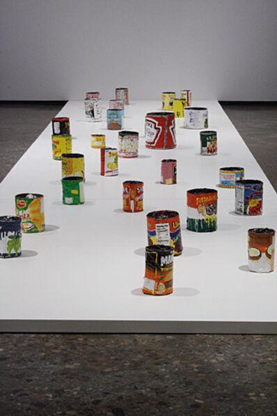 Rhonda Weppler and Trevor Mahovsky, 'Cans', 2010