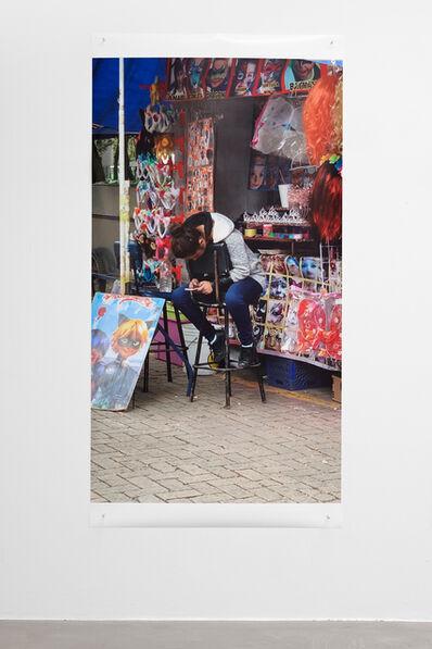 Lars Eidinger, 'Autistic Disco, Mexiko-Stadt', 2019