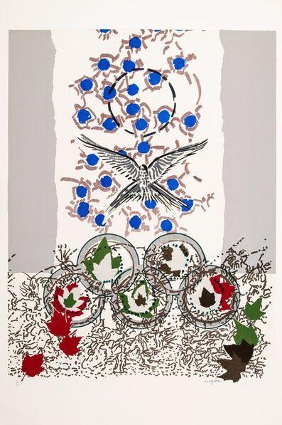 Jean-Paul Riopelle, 'Dove', 1988