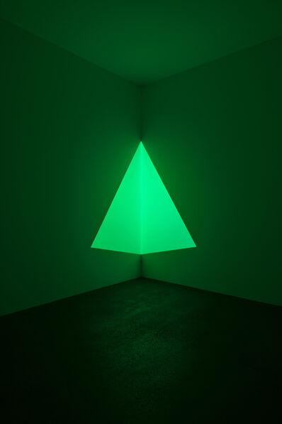 James Turrell, 'Raethro Green', 1968