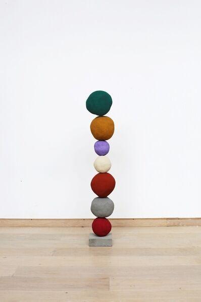 Annie Morris, 'Stacks', 2014
