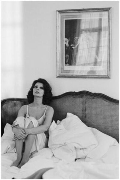 Terry O'Neill, 'Sophia Loren', 1978