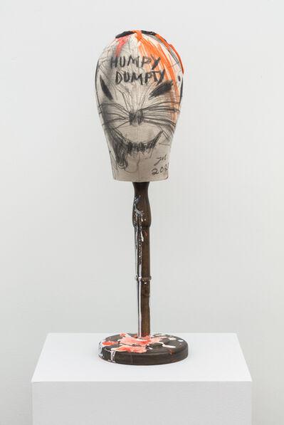 Jonathan Meese, 'GEH' IN DIE KNIE! (DER OHNE VOODOO)', 2020