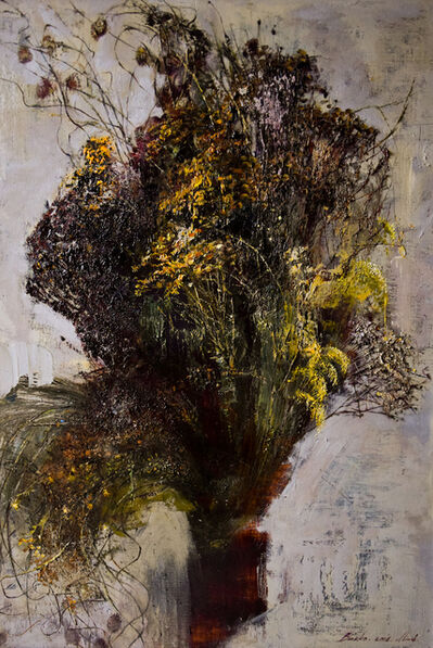Nasta Burko, 'Mystery', 2016