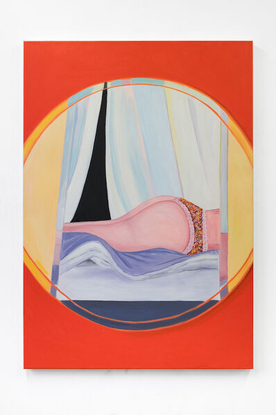 Sarah Osborne, 'Texting in Bed at Night', 2017
