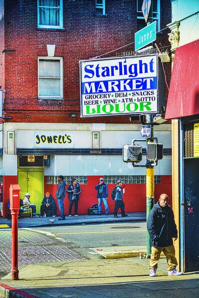 Mitchell Funk, 'Starlight Market Tenderloin, San Francisco', 2019