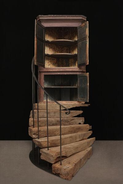JAMESPLUMB, 'Cupboard Steps', 2012