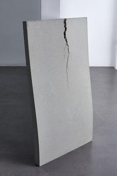 Christoph Weber, 'Beton (lehnend)', 2019