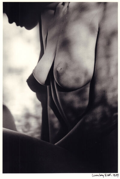 Jeanloup Sieff, 'Profile, Paris', 1989