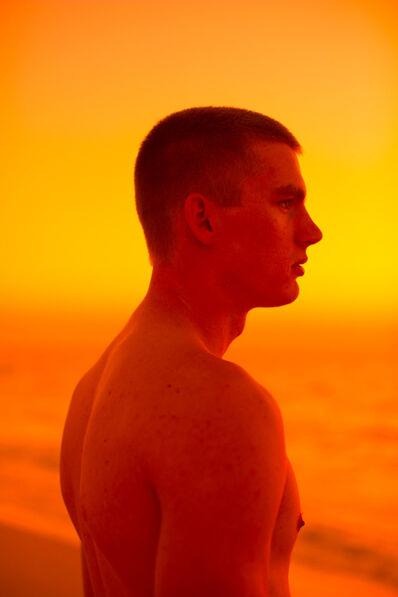 Jack Pierson, 'Chris at Sunset, 2013', 2018
