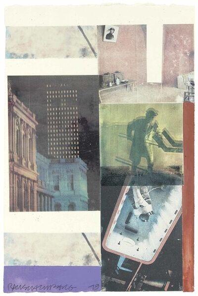 Robert Rauschenberg, 'Untitled', 1979