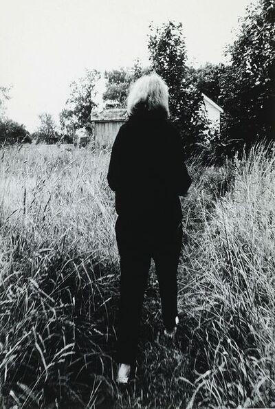 Mark Patiky, 'Lee Krasner walking to her Studio', 1969