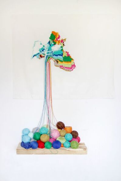 Ana Teresa Barboza, 'Growth', 2015