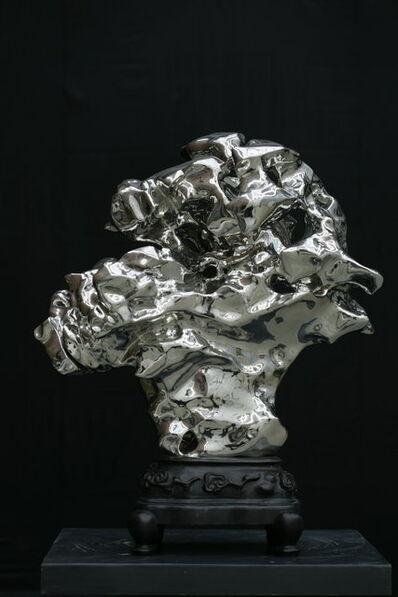 Zhan Wang 展望, 'Artifical Rock No.100  假山石100# ', 2007