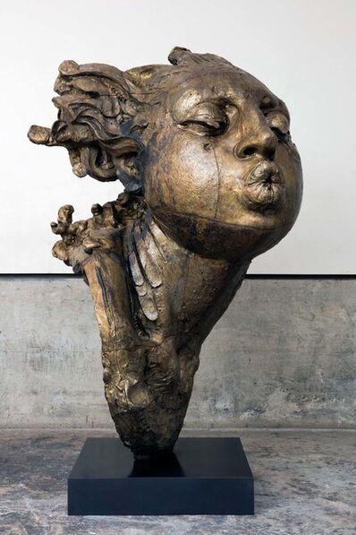 "Javier Marin, 'Cabeza de Mujer ""Sopladora II""', 2017"