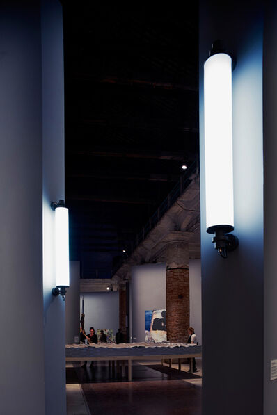 Philippe Parreno, 'Flickering Light (Installation view)', 2013