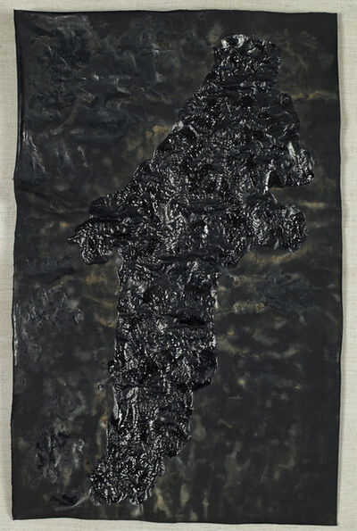 Yang Jiechang 杨诘苍, 'Hundred Layers of ink - Magic Wand 03', 1991