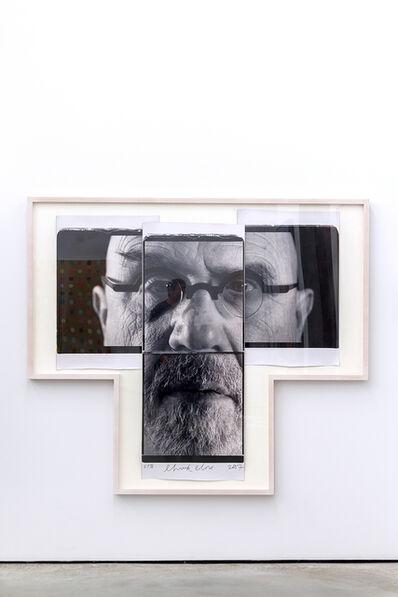 Chuck Close, 'S.P.III.', 2007