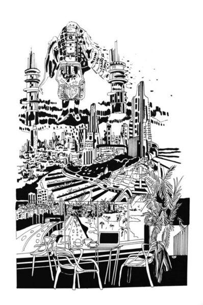 Chourouk Hriech, 'Fictions enregistrées #2', 2019