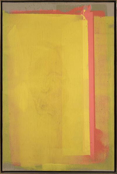 Walter Darby Bannard, 'Sampson', 1972