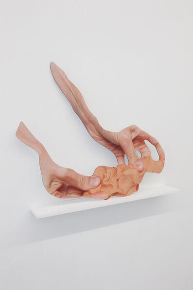 Rachel de Joode, 'Across Fingers Clay', 2015