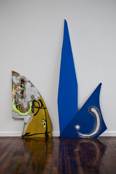 """Aaron Curry, '""""Bad Dimension""""', 2009"""
