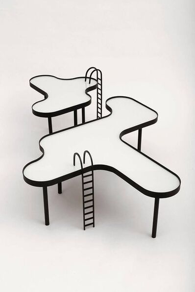 rain, 'Swimming Pool Tables, Medium', 2015