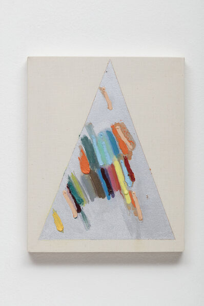 Ana Prata, 'Triângulo mágico', 2017
