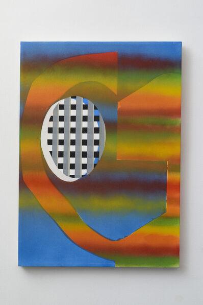 Péter Somody, 'G grid', 2016
