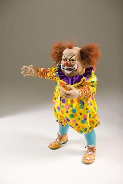 """Thomas Kuebler, '""""Clown""""', 2010"""