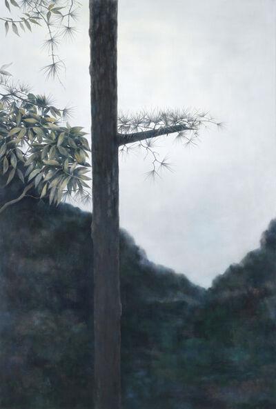 Angela Lyn, 'the crossing  交叉', 2016