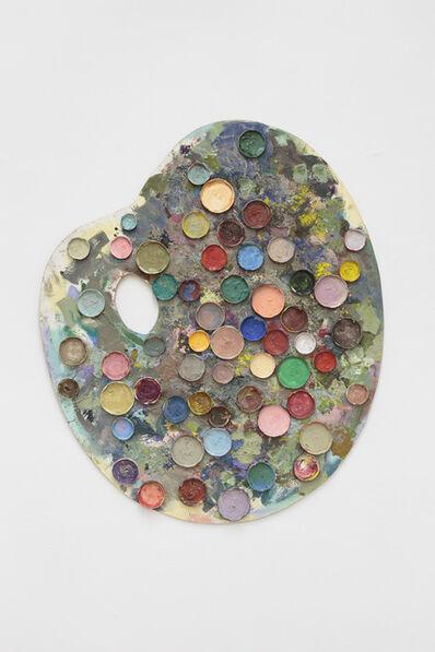 Tomasz Ciecierski, 'Painter's Palette', 2007-2019