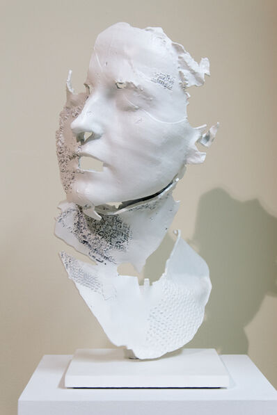 Sophie Kahn, 'Bust of a Woman', 2015